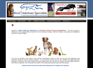 Bend Veterinary Specialists