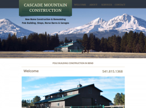 Cascade Mountain Construction