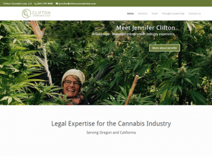 Clifton Cannabis Law